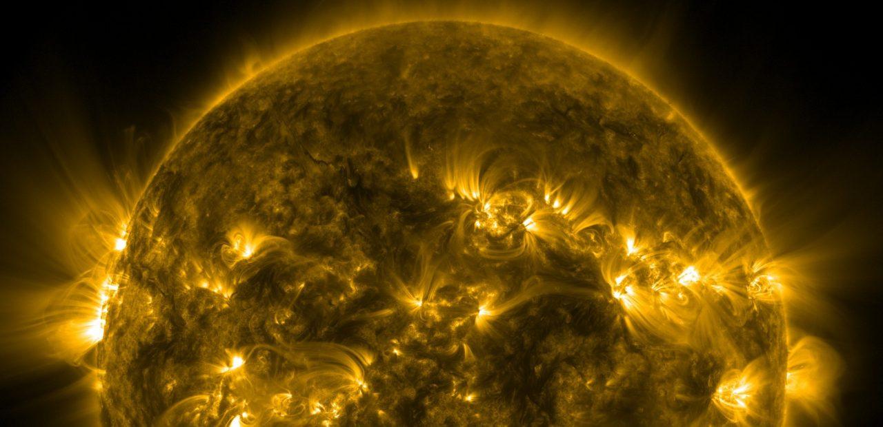 NASA timelapse Sol
