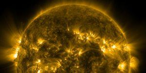 La NASA libera un timelapse donde podrás ver en 61 minutos cómo es una década del Sol