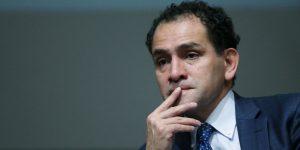 Arturo Herrera, secretario de Hacienda, da positivo en prueba de Covid-19