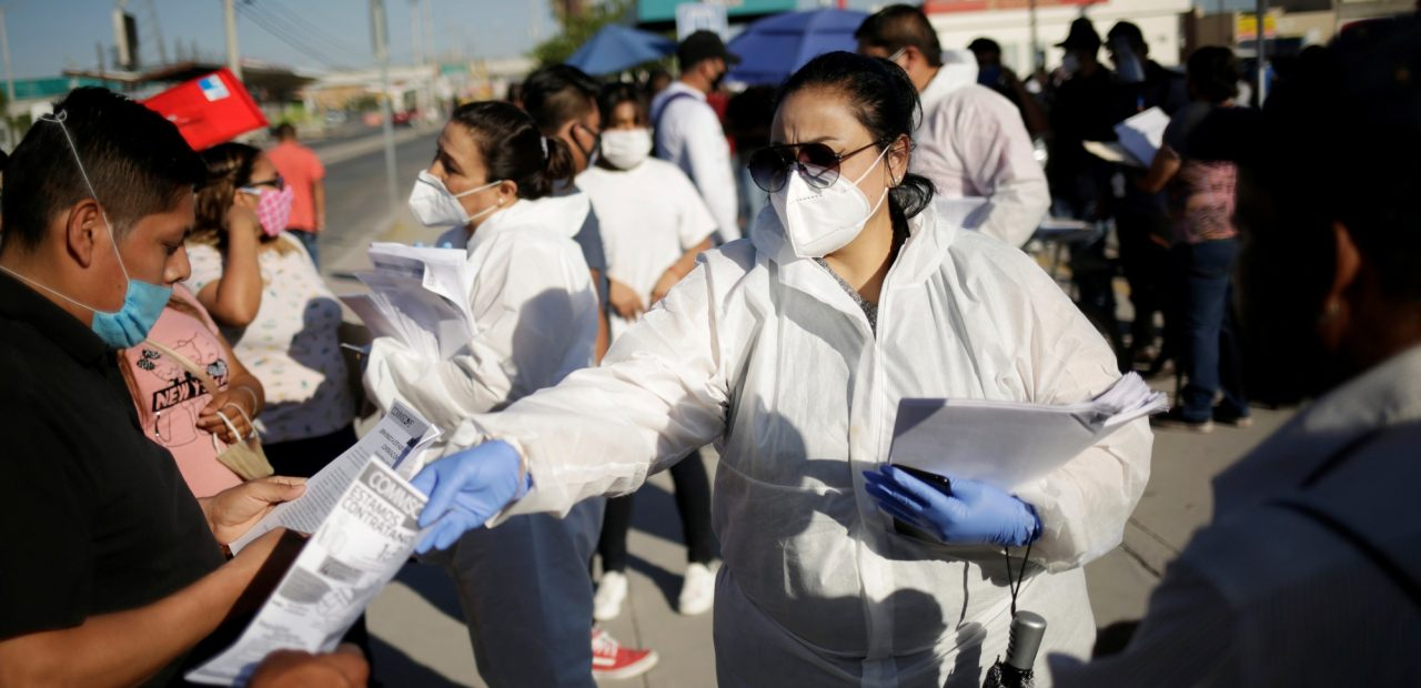 contagios de coronavirus