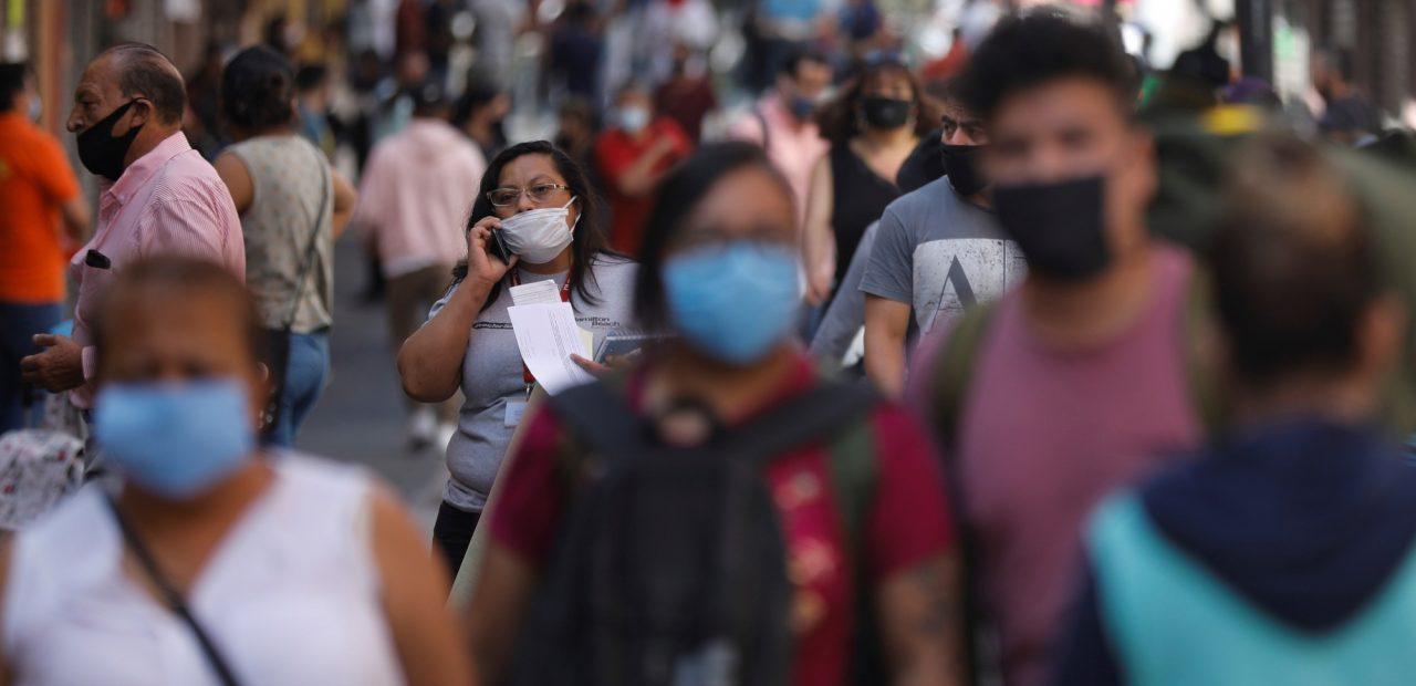 semaforo naranja cdmx | Business insider México