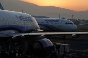 """Interjet asegura que recibió """"importante capitalización"""", para fortalecer su operación, en medio de un arreglo por adeudos fiscales y su salida de la IATA por impago"""
