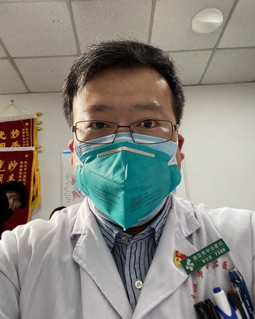 Li Wenliang, cronología del coronavirus