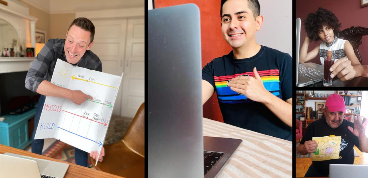 Airbnb LGBT+