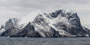 El Polo Sur, el punto más frío de la tierra, sufre los efectos del calentamiento global; se calienta peligrosamente