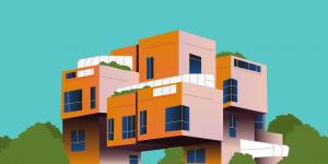 La arquitectura modular podría ser el futuro en la construcción de ciudades —aquí te explicamos por qué