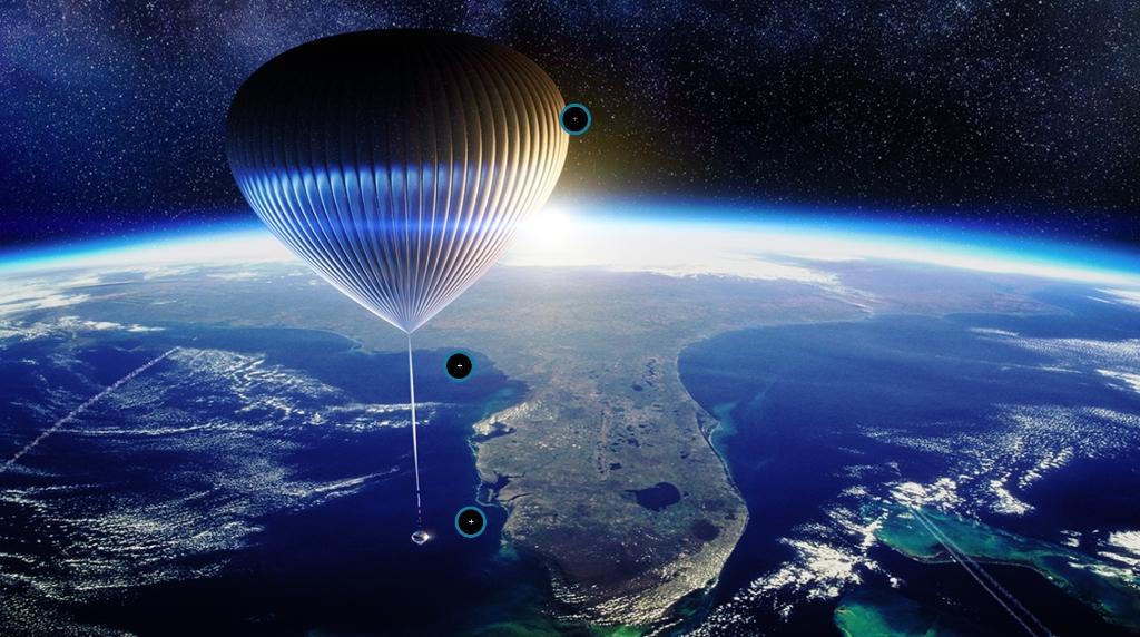 estratosfera de la Tierra