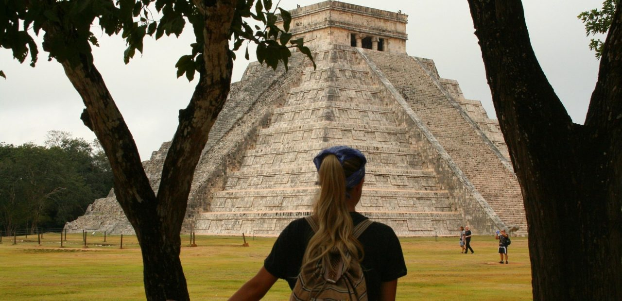 turismo mexico coronavirus piramides yucatán merida