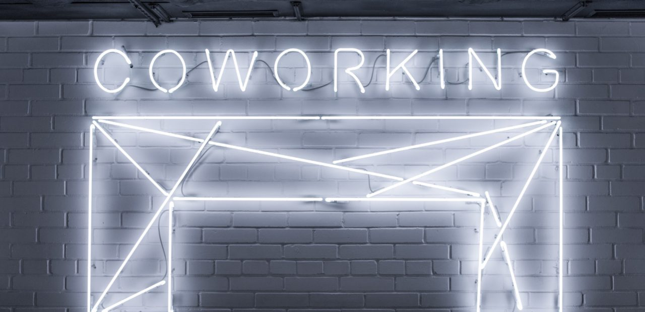coworking nueva normalidad