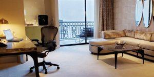 Empresarios de todo el mundo alquilan habitaciones de hotel durante el día para recuperar el equilibrio entre la vida laboral y personal