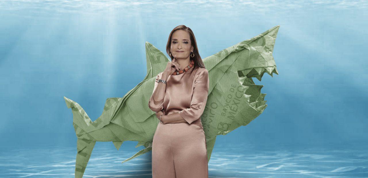 Shark tank Patricia Armendáriz | Business Insider México