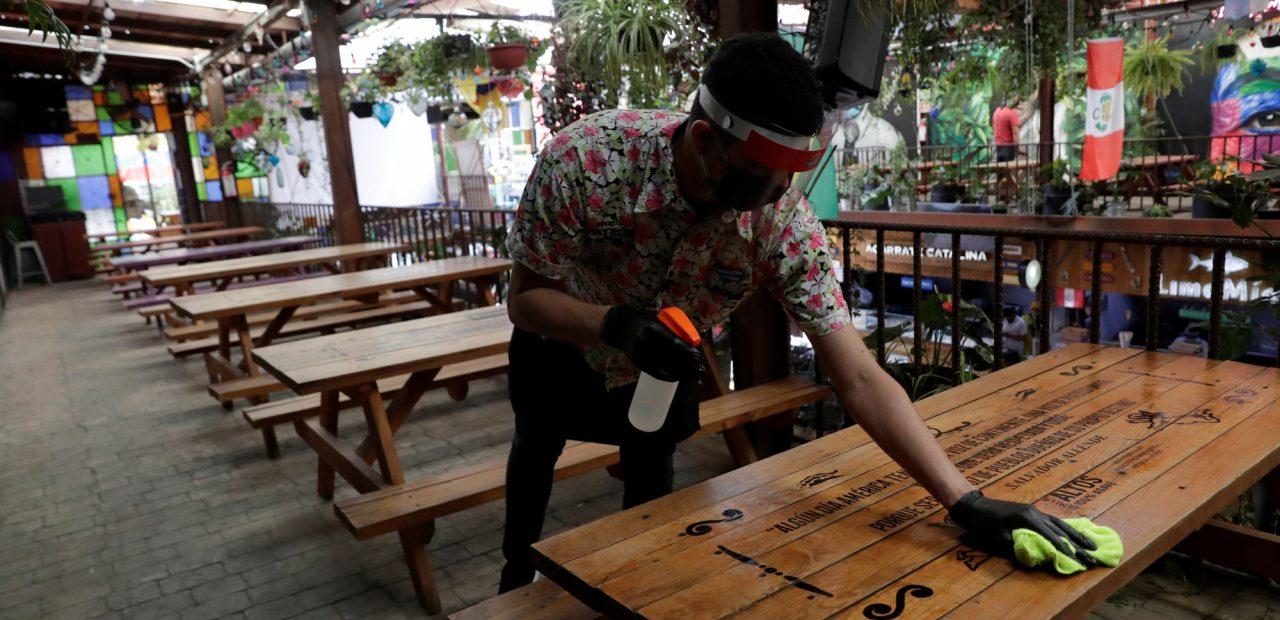 cdmx mexico empleo coronavirus restaurante cepal