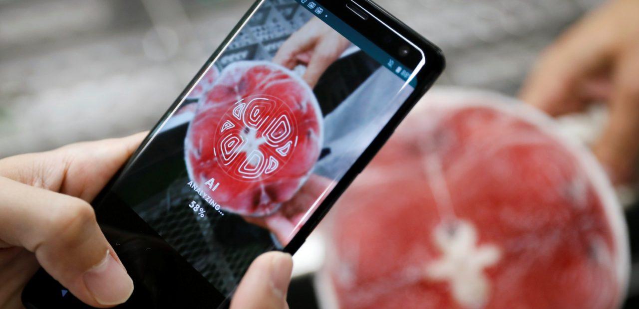 Tuna Scope app