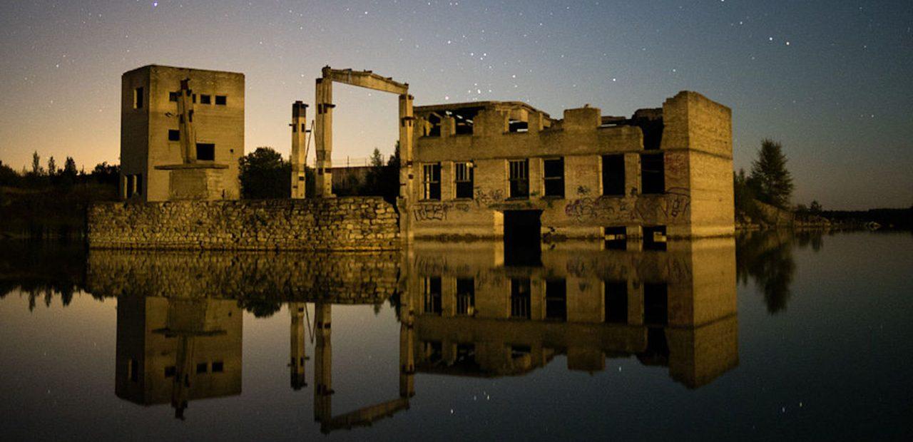 11 Lugares abandonados sumergidos | Business Insider Mexico