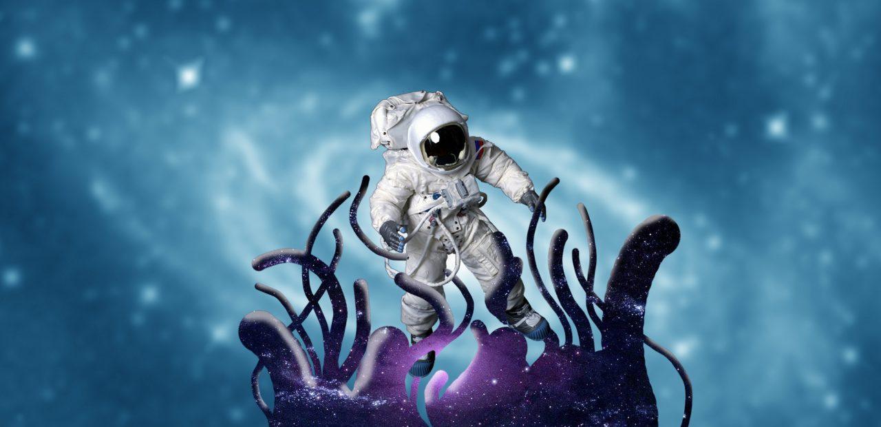 Riesgos de salud astronautas
