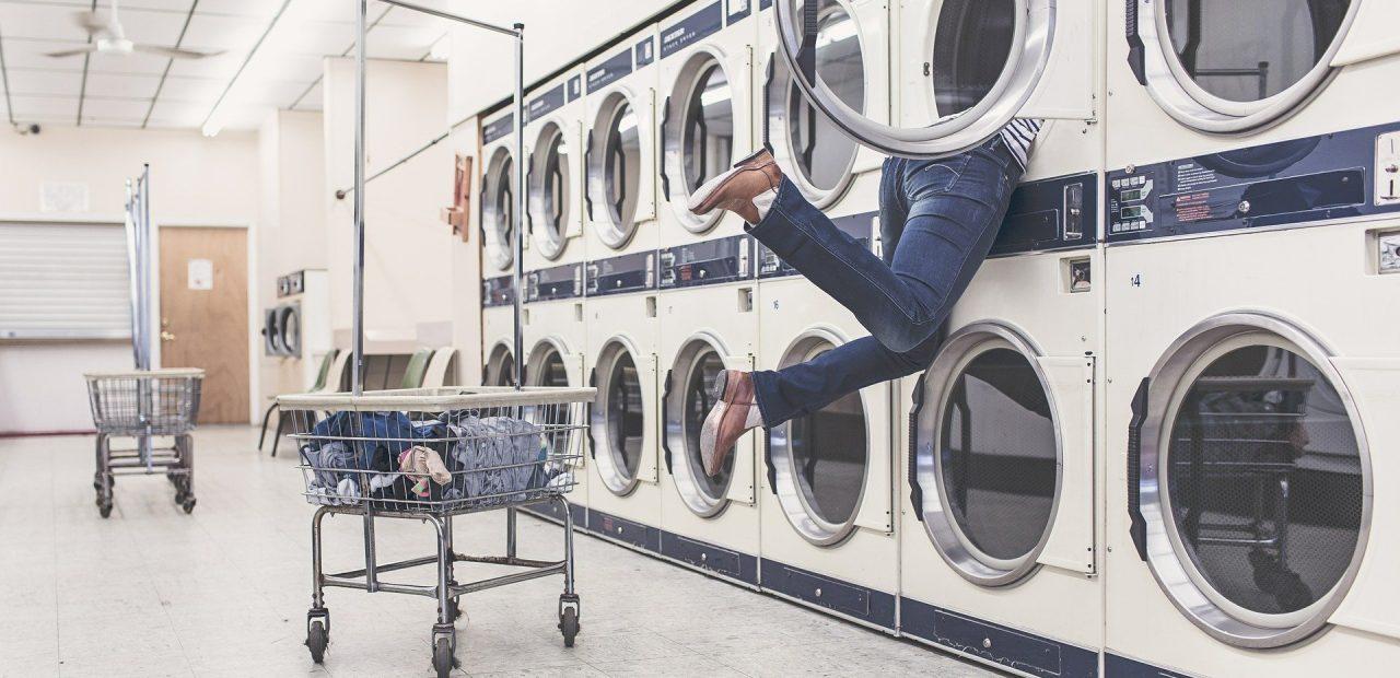 errores lavar la ropa