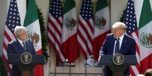 5 momentos clave del discurso de AMLO y Donald Trump en la Casa Blanca – incluye clases de historia y elogios mutuos