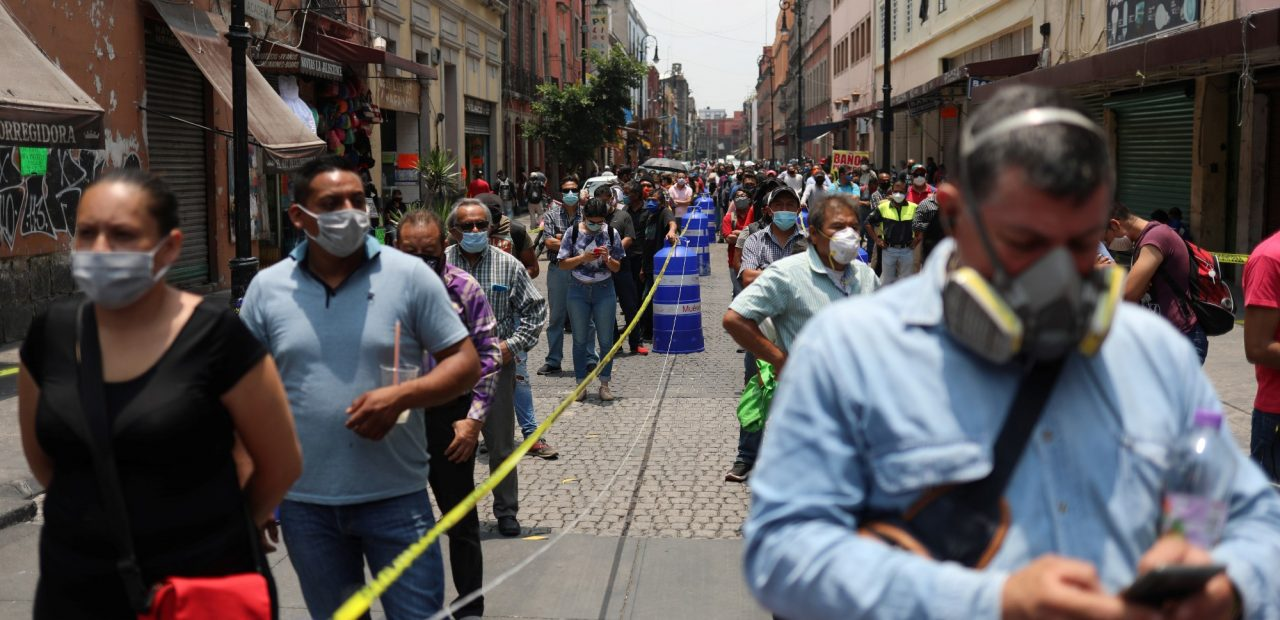 mexicanos muertes coronavirus contagiarte en tu casa
