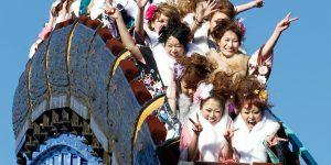 'Por favor, griten dentro de sus corazones.' Así se vivirá la nueva normalidad en los parques de diversiones de Japón