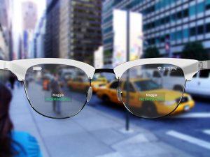 Apple podría estar produciendo lentes para un auricular de realidad aumentada