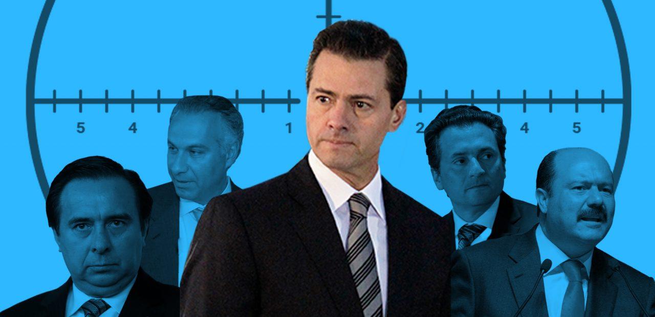 AMLO 4T vs Peña Nieto