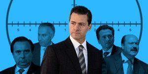 5 personajes del círculo cercano de Enrique Peña Nieto que se encuentran en prisión o bajo investigación