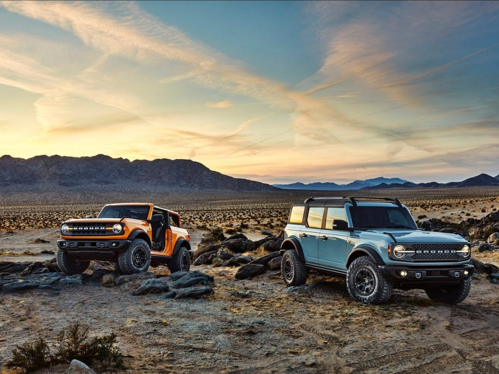 Ford Bronco | Business Insider Mèxico