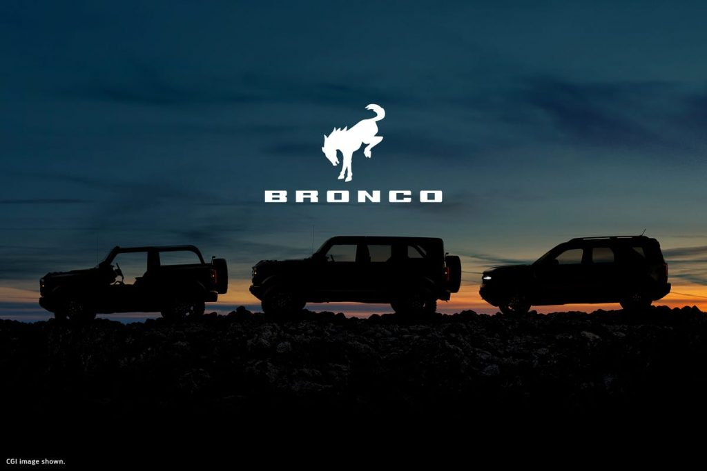 Ford Bronco | Logotipo | Business Insider México