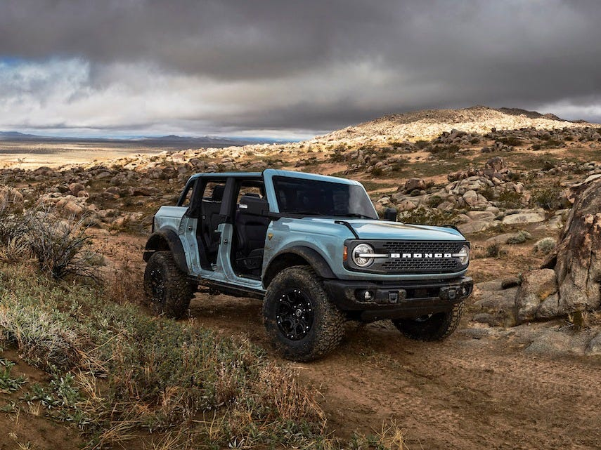 Ford Bronco | Business Insider México