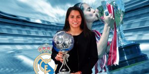 Ella es Kenti Robles, la primera futbolista mexicana que jugará con el Real Madrid