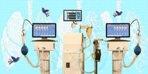 Ehécatl 4T y Gätsi, los dos ventiladores médicos creados con tecnología mexicana de la mano del Conacyt