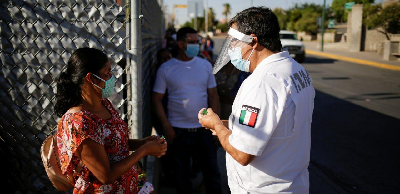 cierre frontera mexico eu | Business Insider México