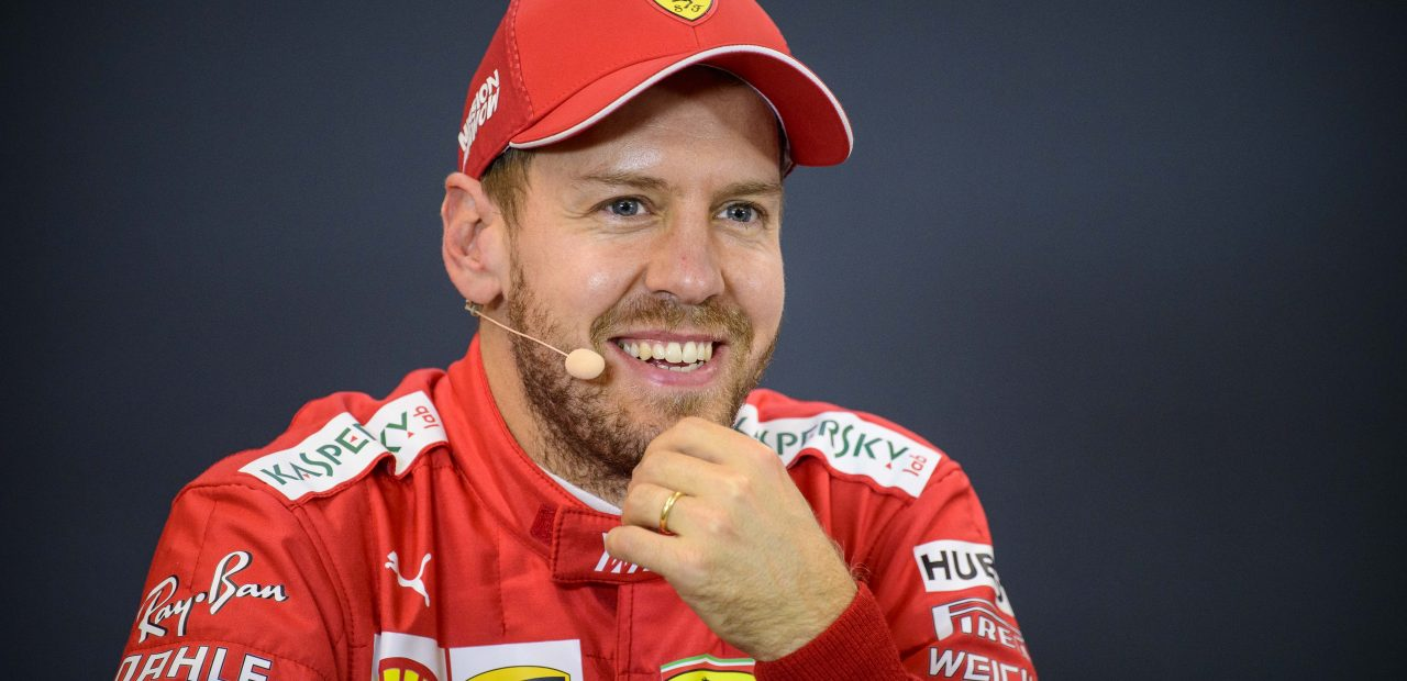 Racing Point Vettel