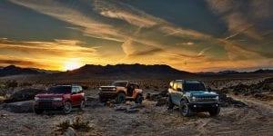 La nueva Ford Bronco 2021 está lista para llegar a México y el modelo Sport será hecho por manos mexicanas
