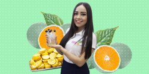 Giselle Mendoza, la emprendedora mexicana que convierte las cáscaras de naranja en bioplástico y fundó Geco Technologies 🍊