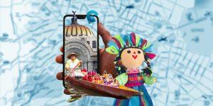 Explora los sitios históricos de México desde la comodidad de tu hogar con la app mexicana Culturallez