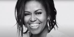 Michelle Obama conducirá un nuevo podcast exclusivo de Spotify