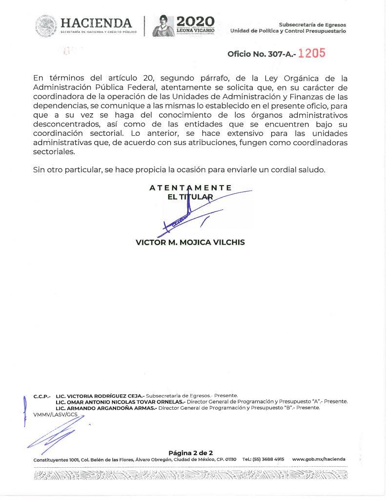 Oficialía Mayor | Aportaciones voluntarias burócratas | Ley de Austeridad | Business Insider México