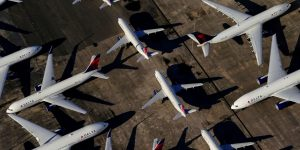 La crisis en las aerolíneas seguirá y seguirá: el tráfico aéreo de pasajeros no se recuperará hasta 2023, según Moody's