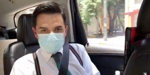 Zoé Robledo, titular del IMSS, lamenta la muerte de conductor involucrado en accidente del pasado domingo