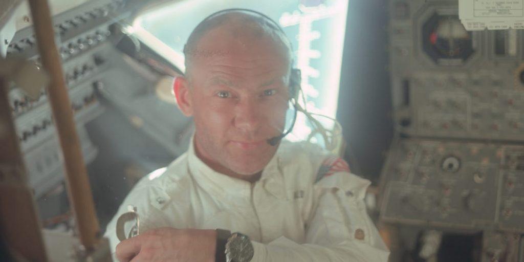 Neil Armstrong Buzz Aldrin