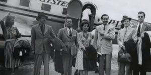 «Walt y El Grupo», el documental que retrata la vez que Walt Disney viajó a Latinoamérica con 16 artistas