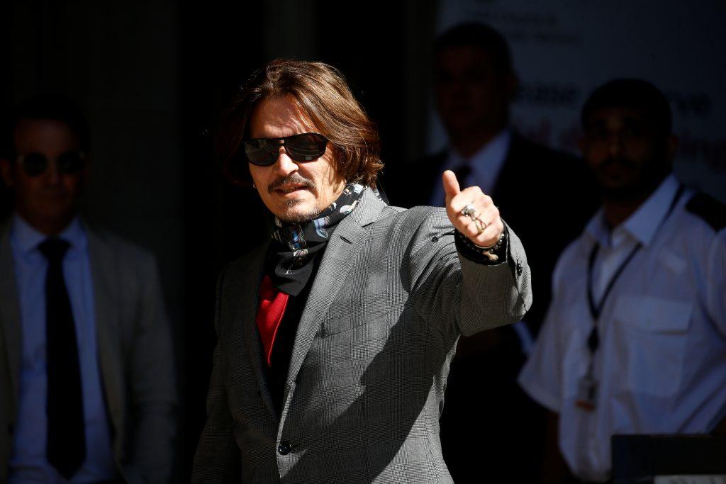 Johnny Depp Heard