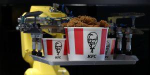 KFC probará nuggets de pollo hechos con una bioimpresora 3D este otoño en Rusia