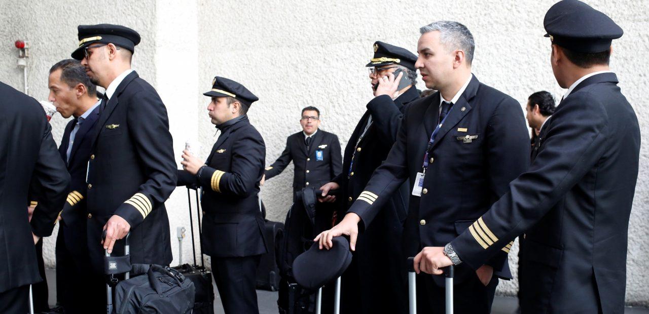 pilotos aeromexico | Business Insider México