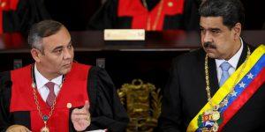 Estados Unidos ofrece 5 millones de dólares para procesar al presidente del Tribunal Supremo Venezuela por crimen organizado