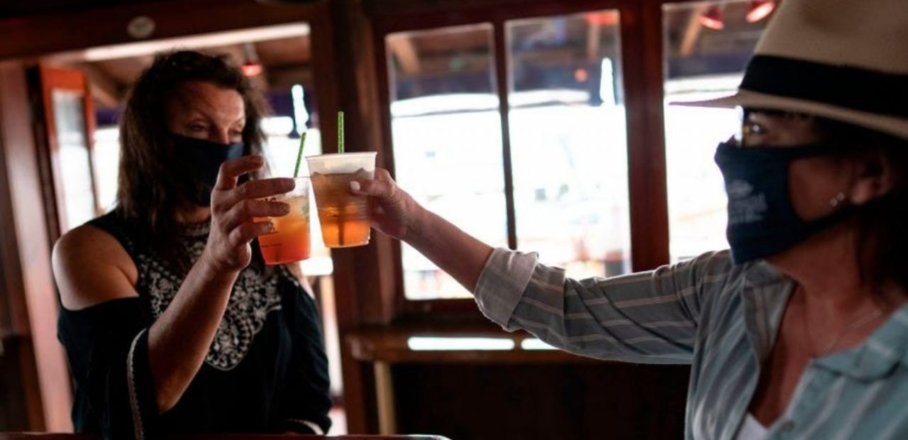 coronavirus aire bares bar restaurantes