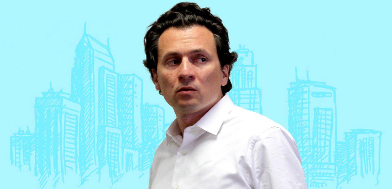 Emilio Lozoya en el Hospital Ángeles   Business Insider México