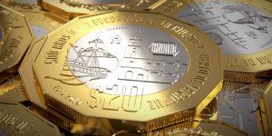 Banxico pone en circulación la nueva moneda de 20 pesos en homenaje a Veracruz