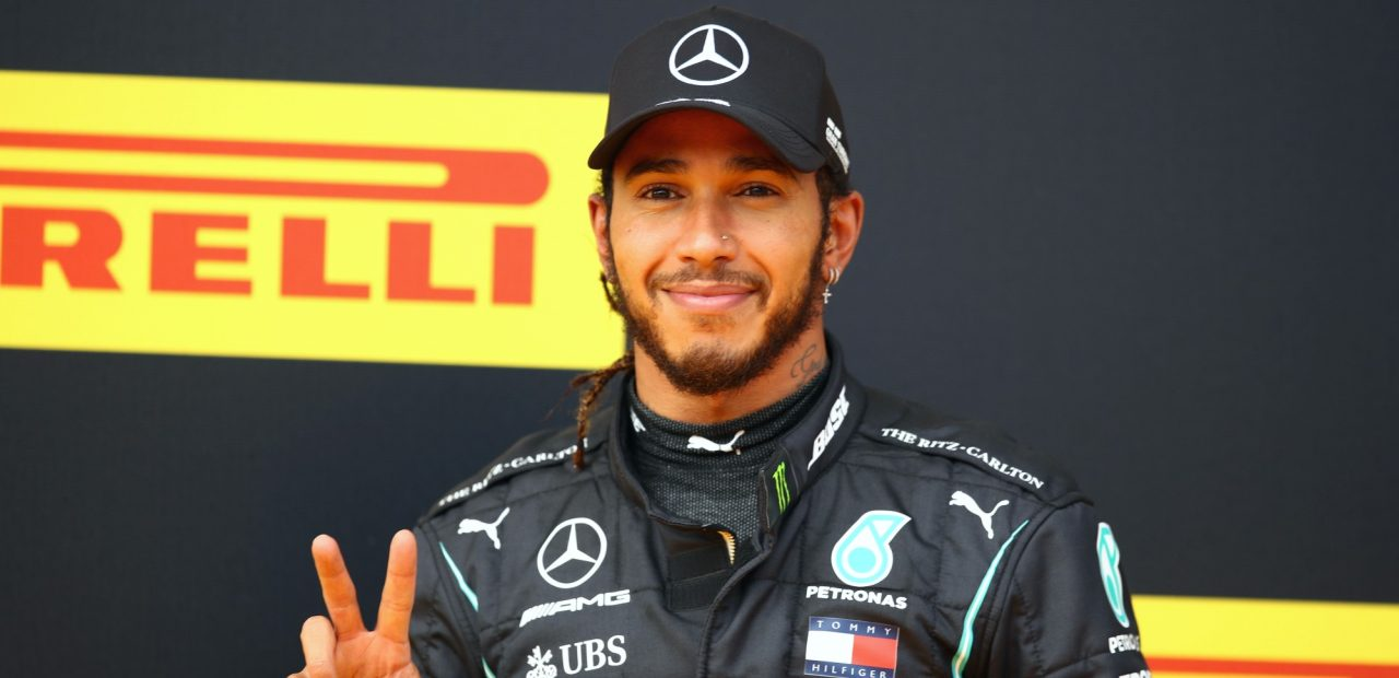 Lewis Hamilton XNDA